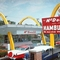 How Ray Kroc movie 'The Founder' replicated suburban sites in Georgia
