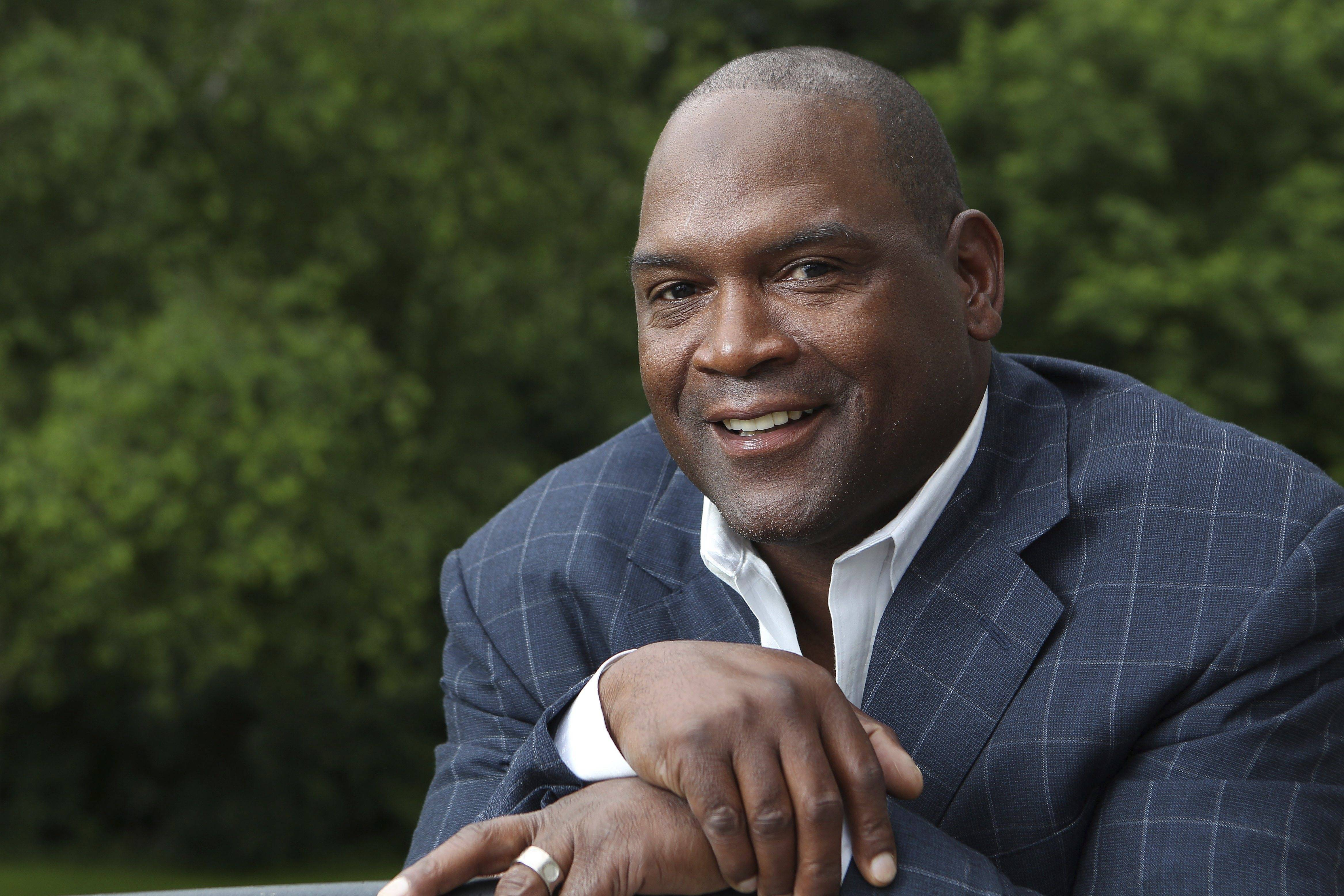Former White Sox player Tim Raines, who played 13 seasons for the Montreal Expos, was voted into baseball's Hall of Fame on Wednesday,.