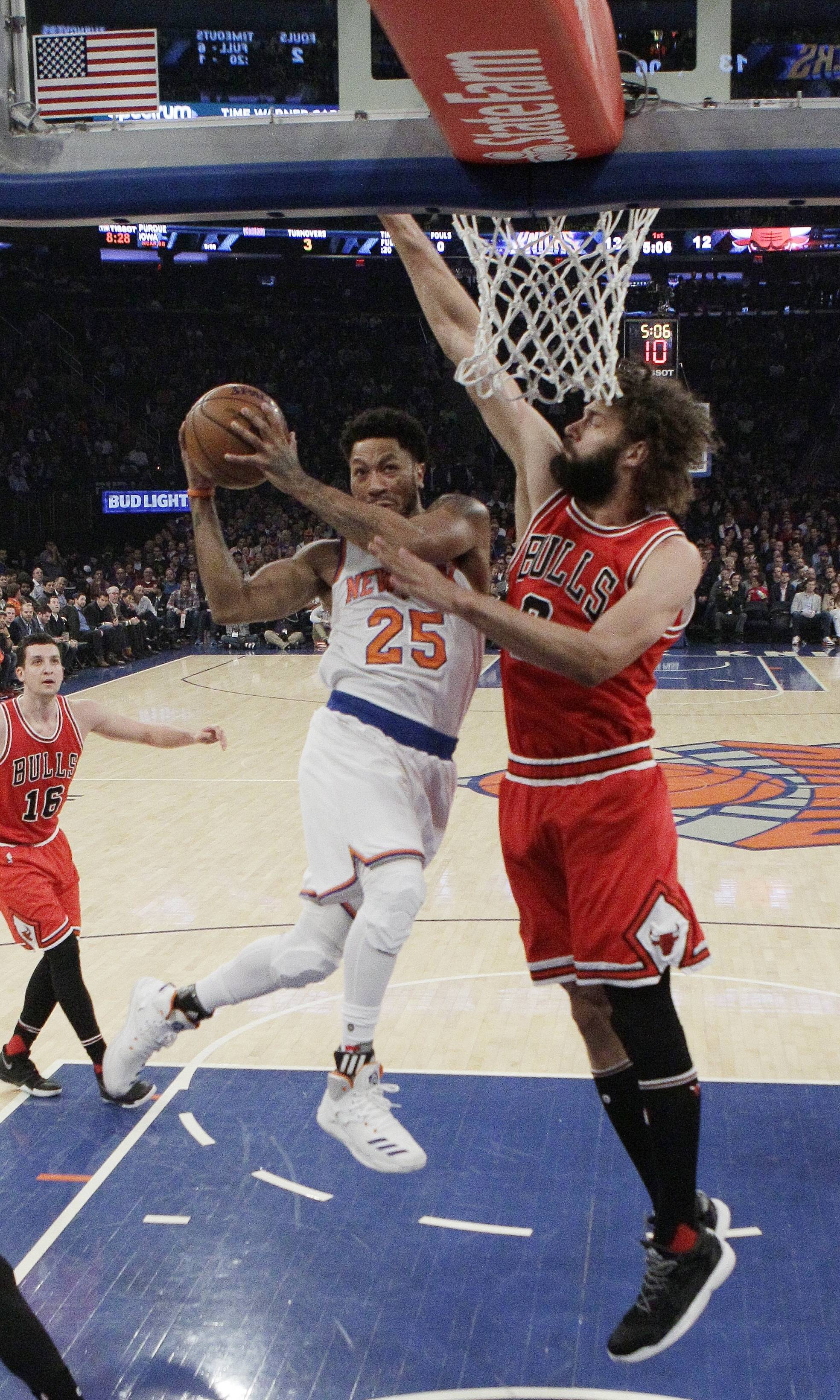 Lopez tries to explain Chicago Bulls' inconsistent season