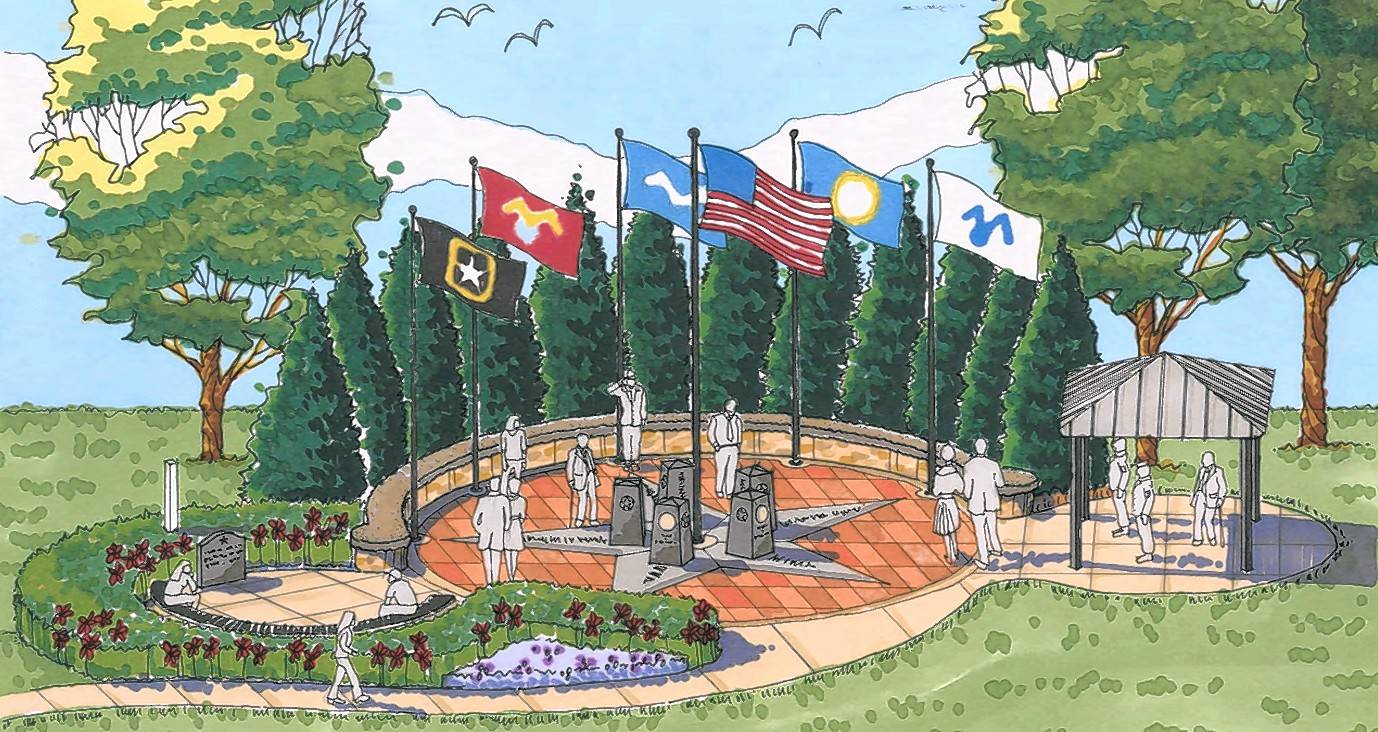 Carol Stream group seeks donations to renovate veterans memorial