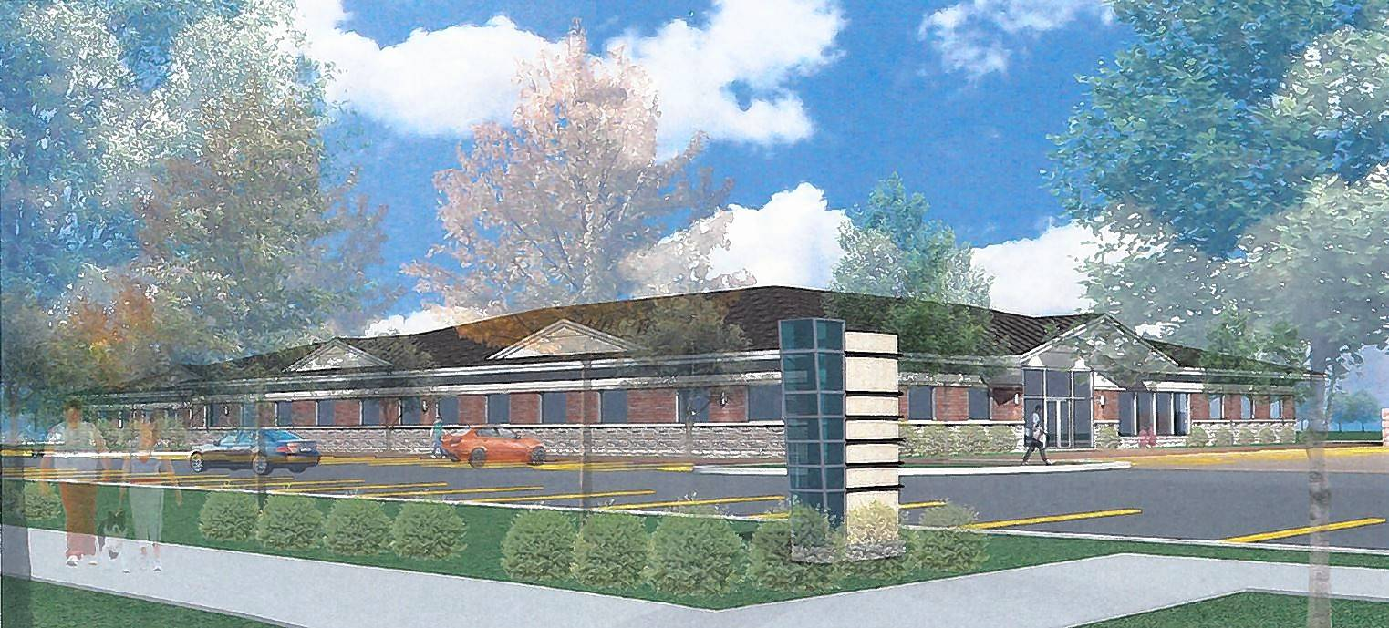 Arlington Heights medical offices approved