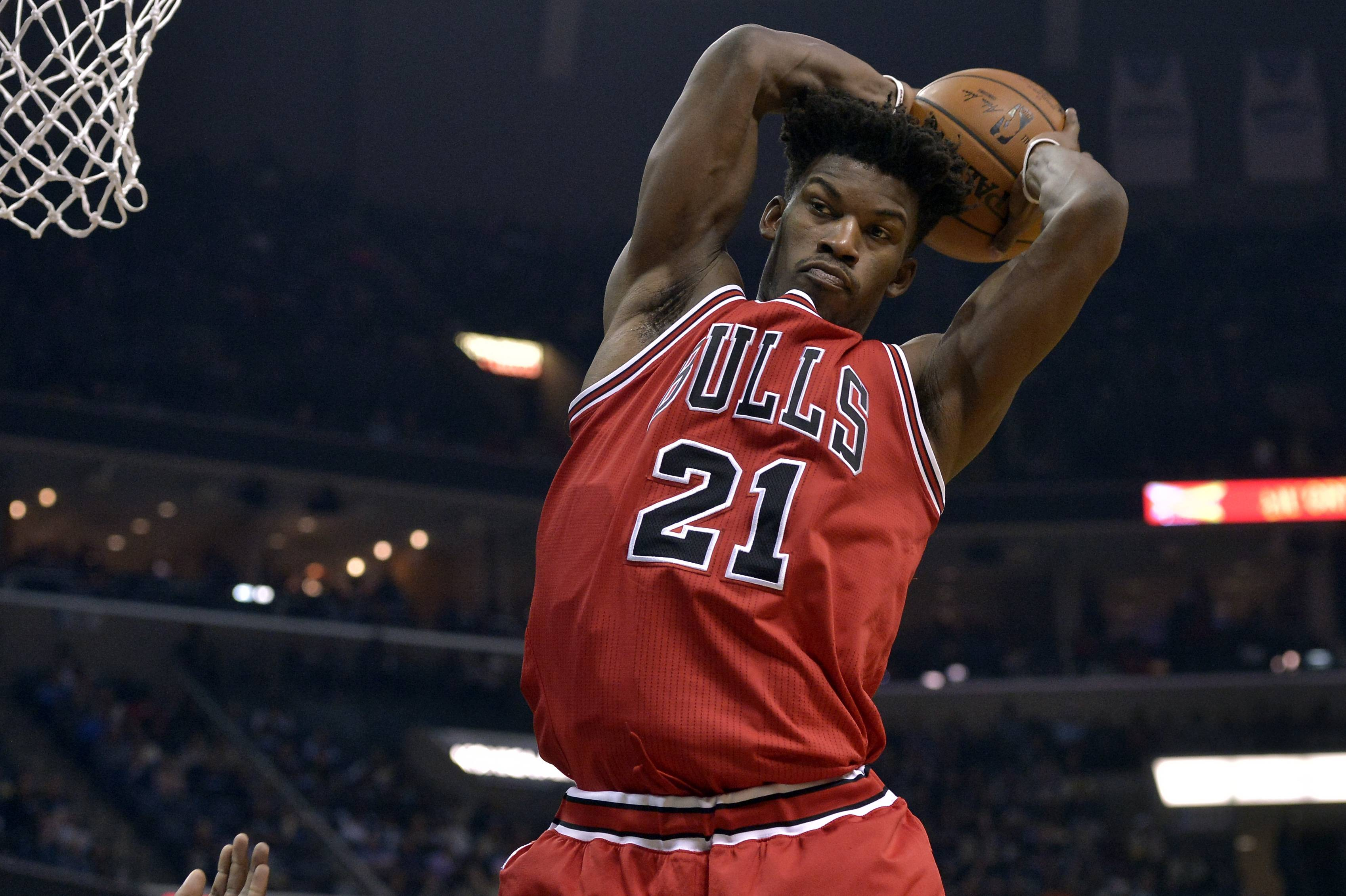 Jimmy Butler has made the all-star team twice and finally took the next step Thursday when he was announced as an Eastern Conference starter in the NBA All-Star Game. He'll join Cleveland's LeBron James and Kyrie Irving, Toronto's DeMar DeRozan and Milwaukee's Giannis Antetokounmpo in the East lineup for the Feb. 19 game in New Orleans.