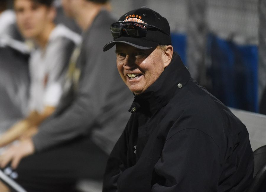 Libertyville boys soccer coach Andy Bitta is among the 2017 inductees to the Lake County High School Sports Hall of Fame.