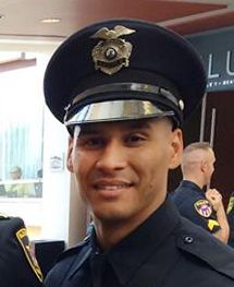 Bloomingdale police officer Raymond Murrell.