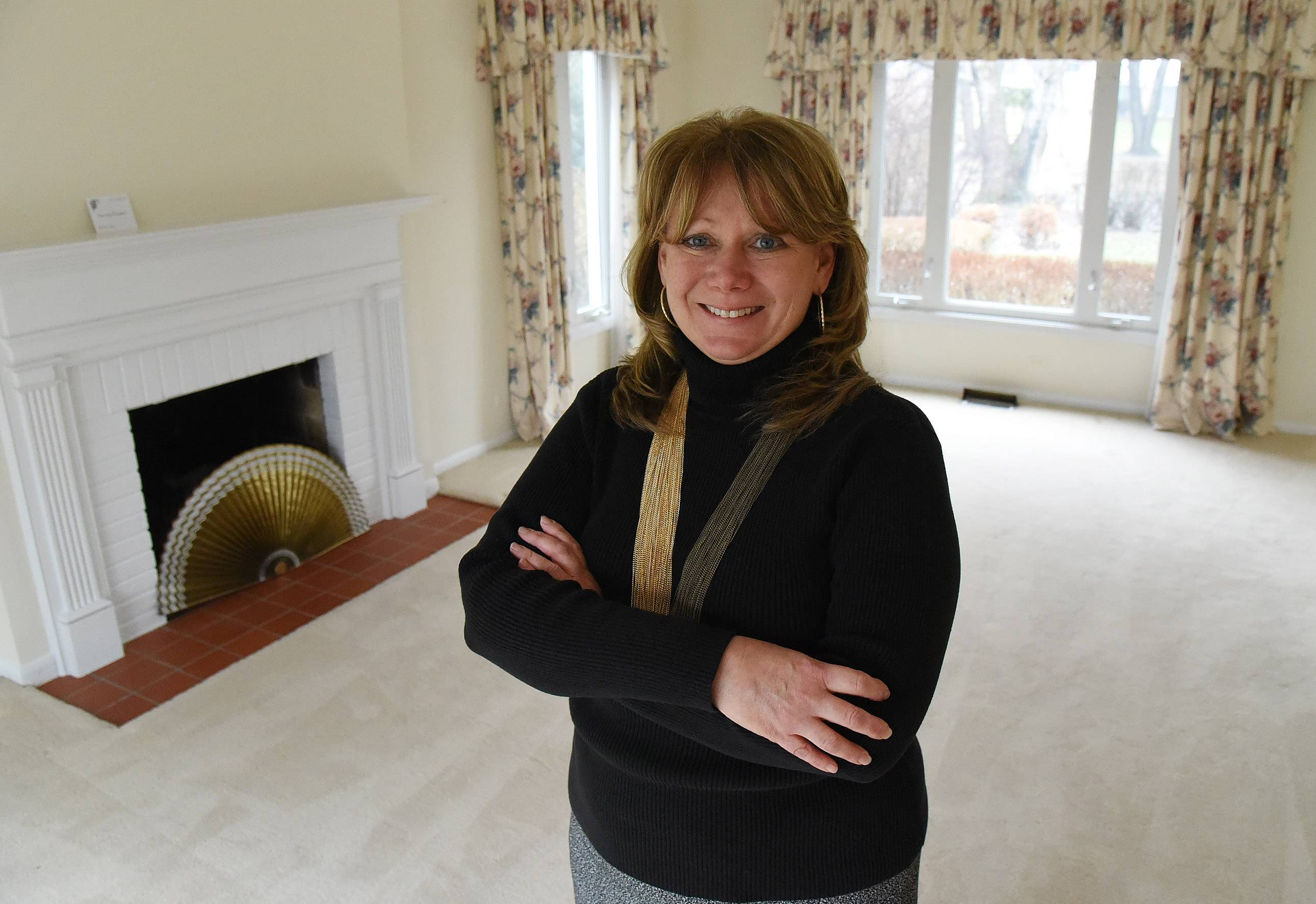 First-time homebuyers are looking for homes in good school districts, says Mary Zander of Picket Fence Realty in Mount Prospect.