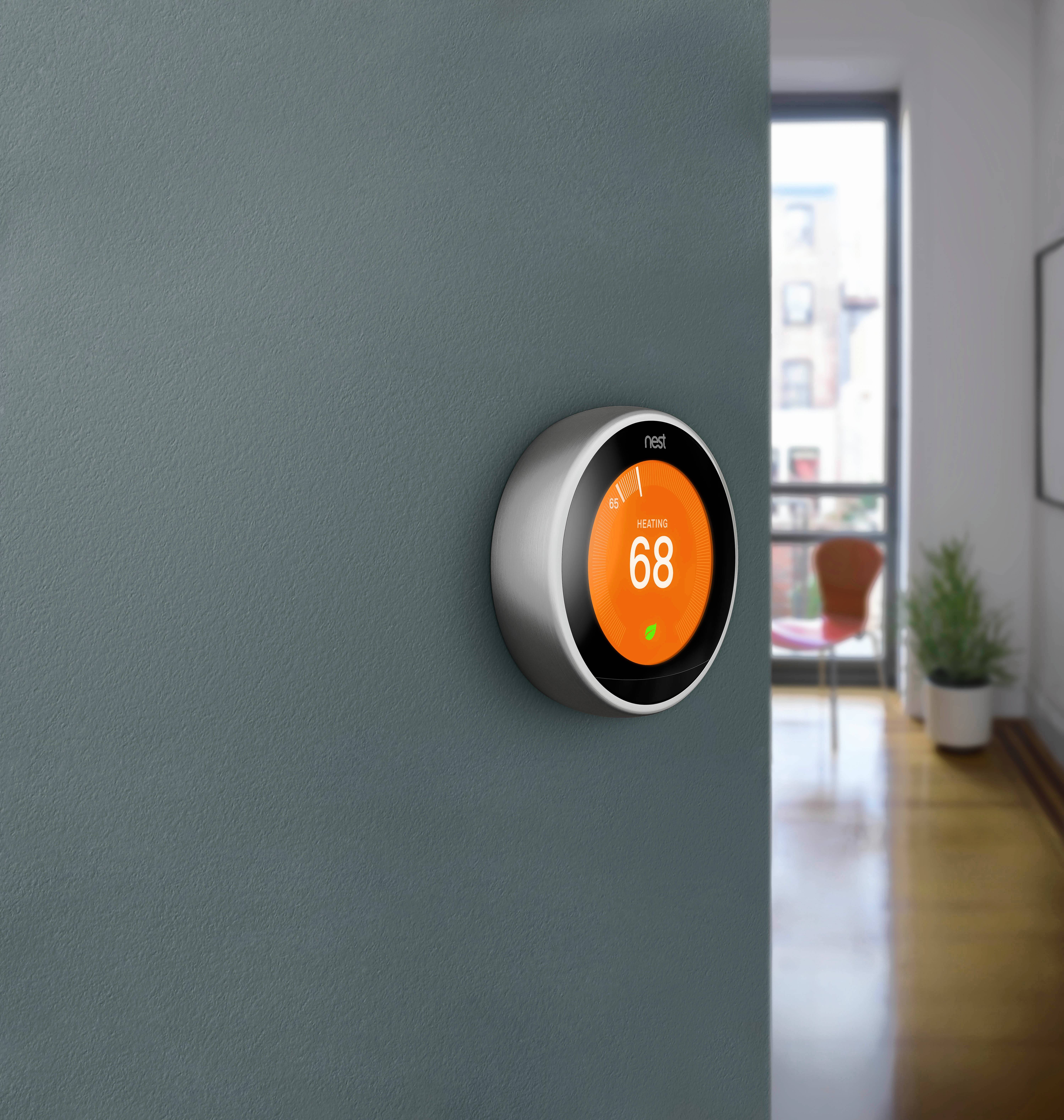 The Nest Learning Thermostat retails for around $250 from most retailers.