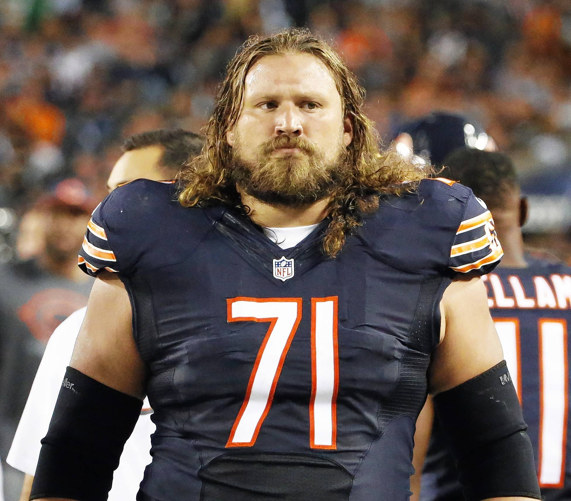 Chicago Bears guard Josh Sitton was named to the NFL Pro Bowl on Monday.