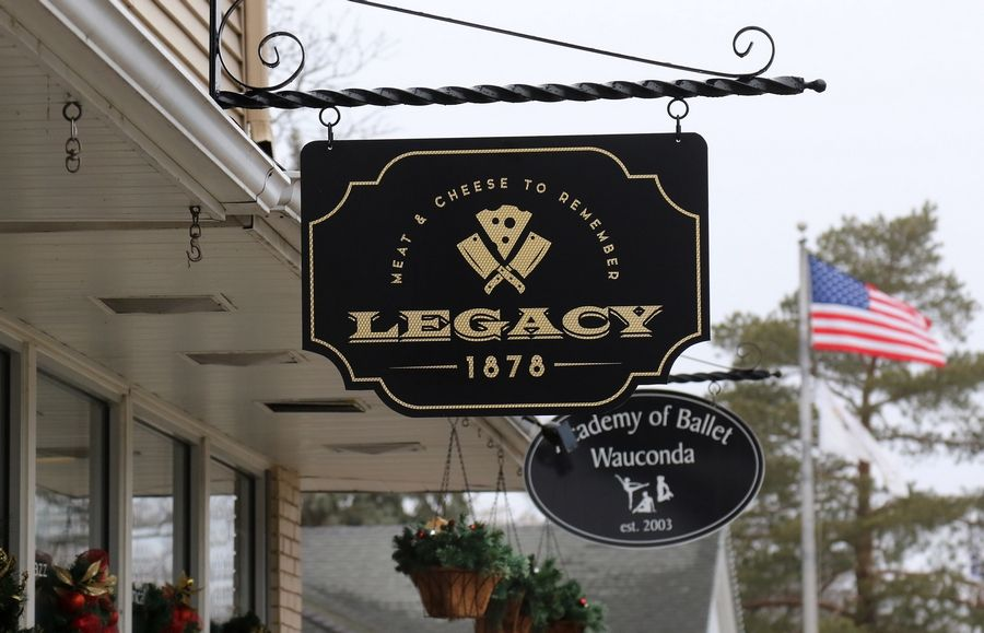 Legacy 1878 is the latest independently owned business on Main Street in downtown Wauconda.