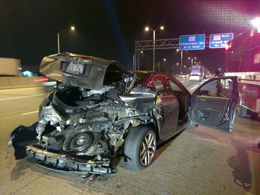 Accidents create need for changes at Gurnee tollway exit