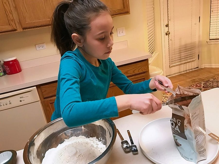 Courtesy of Sheila RayNine-year-old Savannah Ray of Aurora will get to sell her home-baked, allergy-free goodies thanks to a new law passed by the city council.