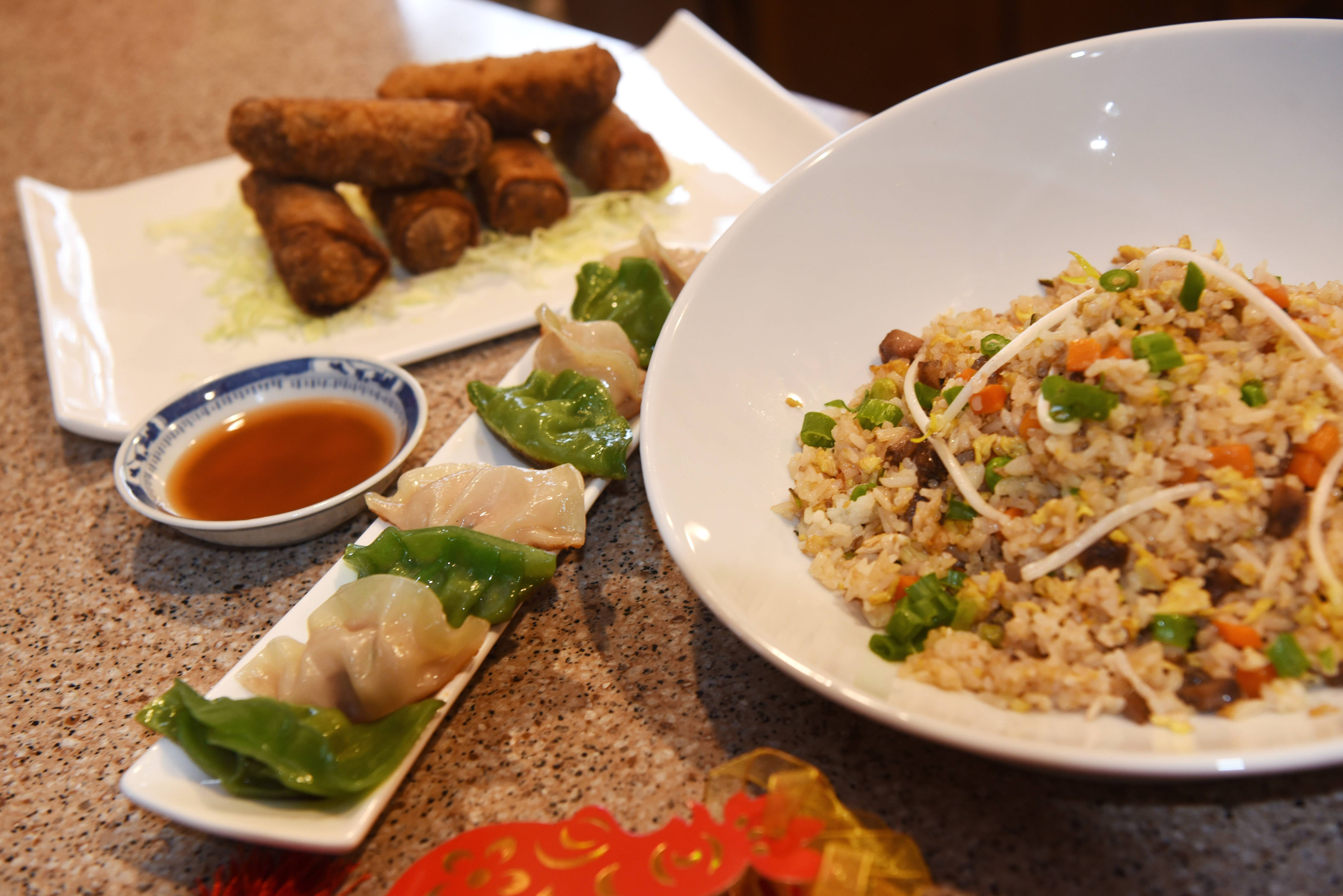Ying Stoller of Gurnee says the best way to learn Chinese cooking is to just dive right in with simple fried rice or pot stickers.
