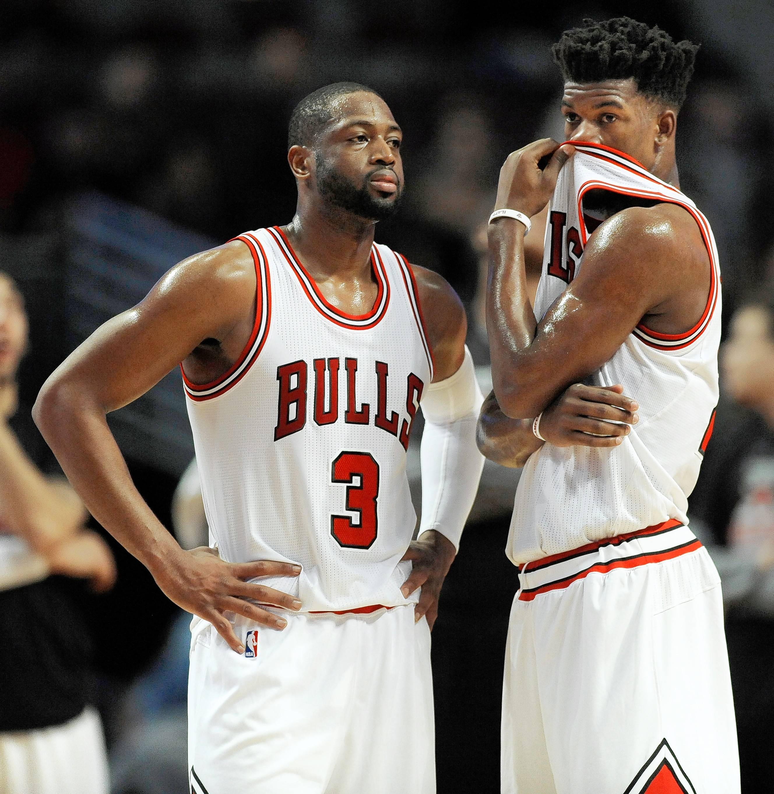 Two-star tirade a call for Chicago Bulls roster change