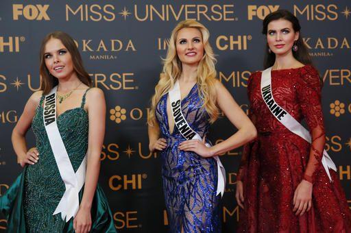 REINAS UNIVERSAL: ELIZAVETA GOLOVANOVA MISS RUSSIA 2012