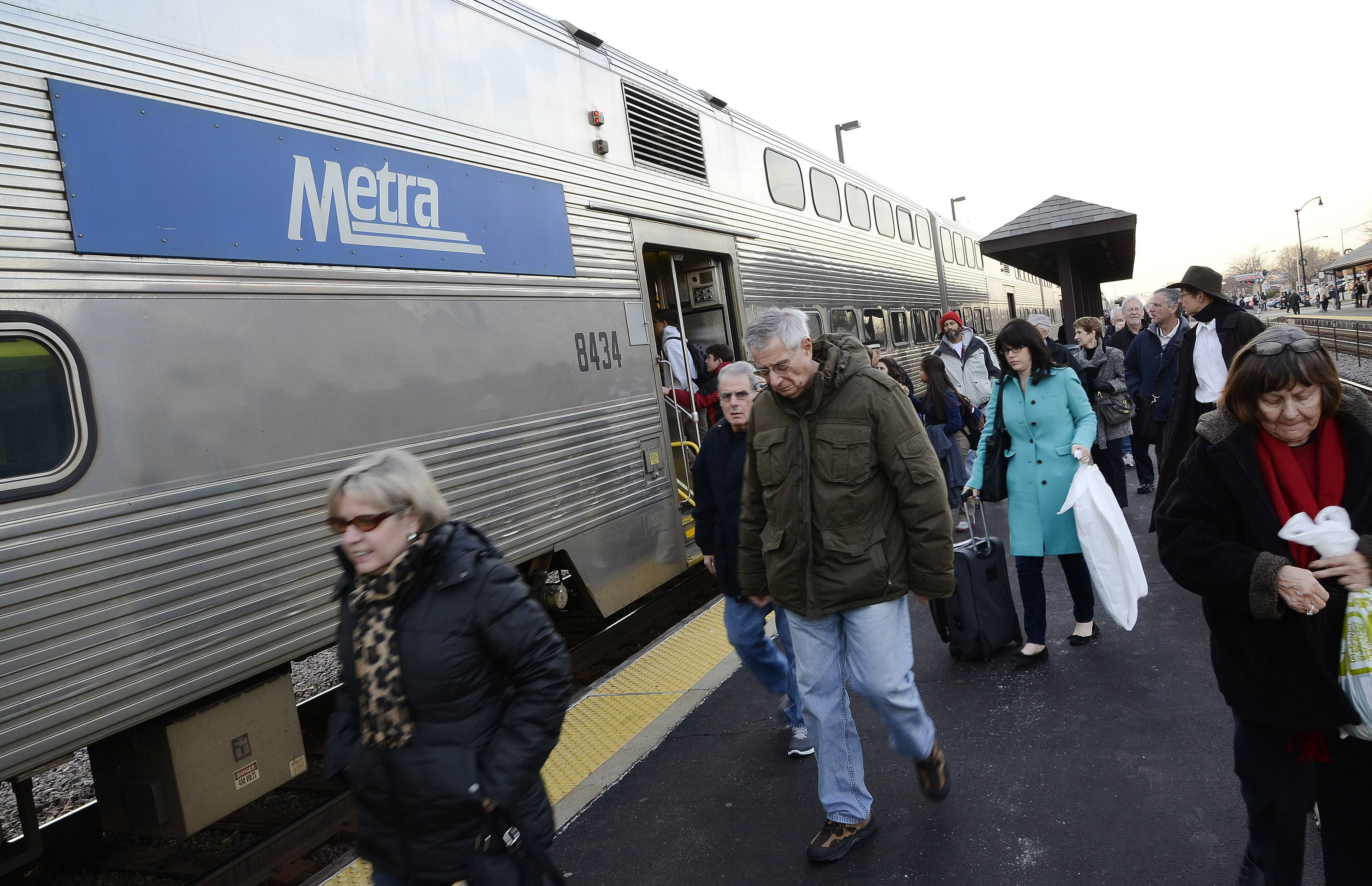Metra commuters get hit with a third fare hike in as many years this Wednesday. Riders on average will pay another $2.75 for a 10-ride ticket and $11.75 for a monthly pass.