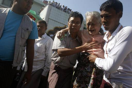 Myanmar ruling party mourns assassination of Suu Kyi adviser
