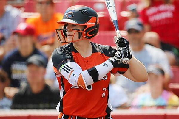Megan Blank, a utility player, will return for her third season with the Chicago Bandits.