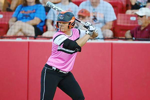 Second baseman Emily Carosone will be returning for her second NPF season with the Chicago Bandits.