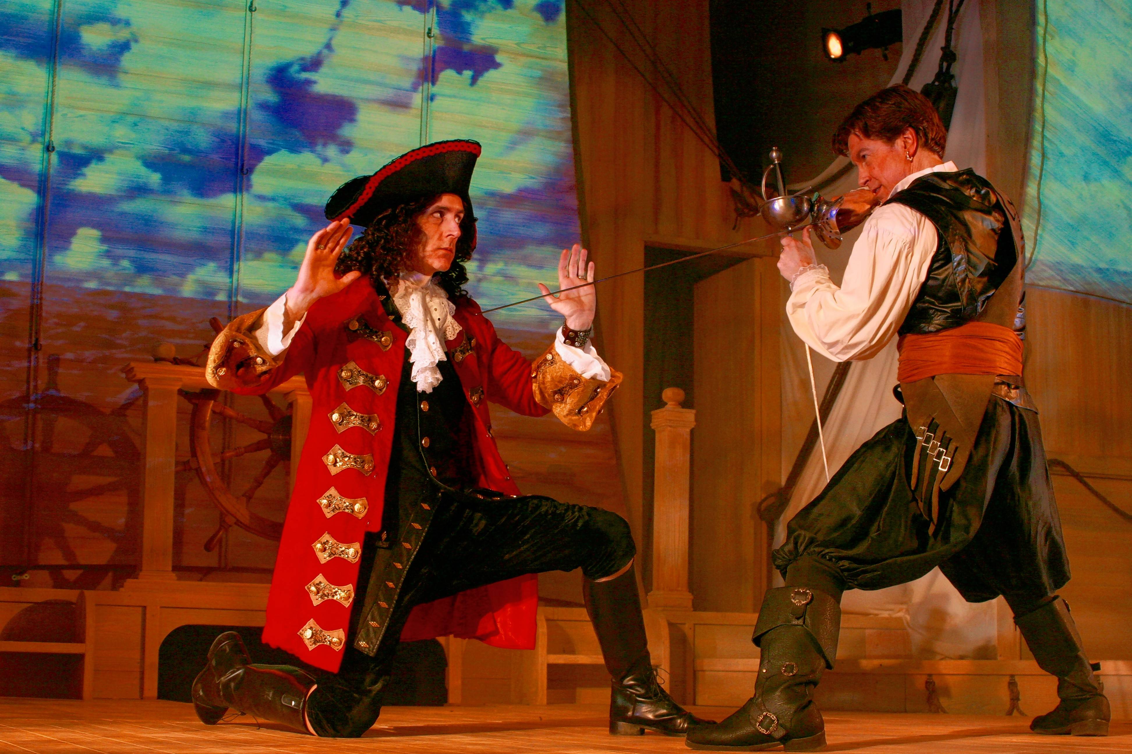 First Folio delivers rousing pirate's tale with 'Captain Blood'