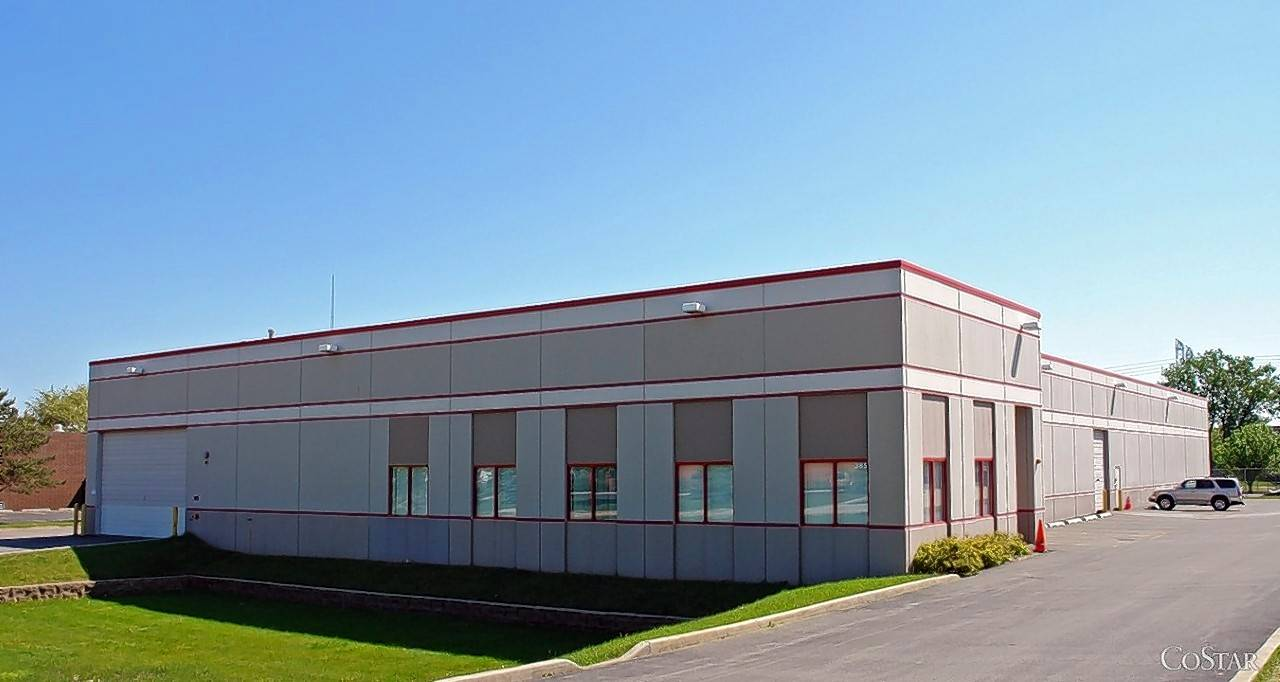 Brown Commercial Group completed the sale of an industrial building at 385 Wegner Road in West Chicago.