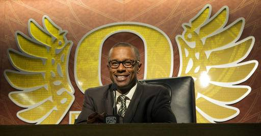 First recruiting class for the ducks during a an ncaa college football