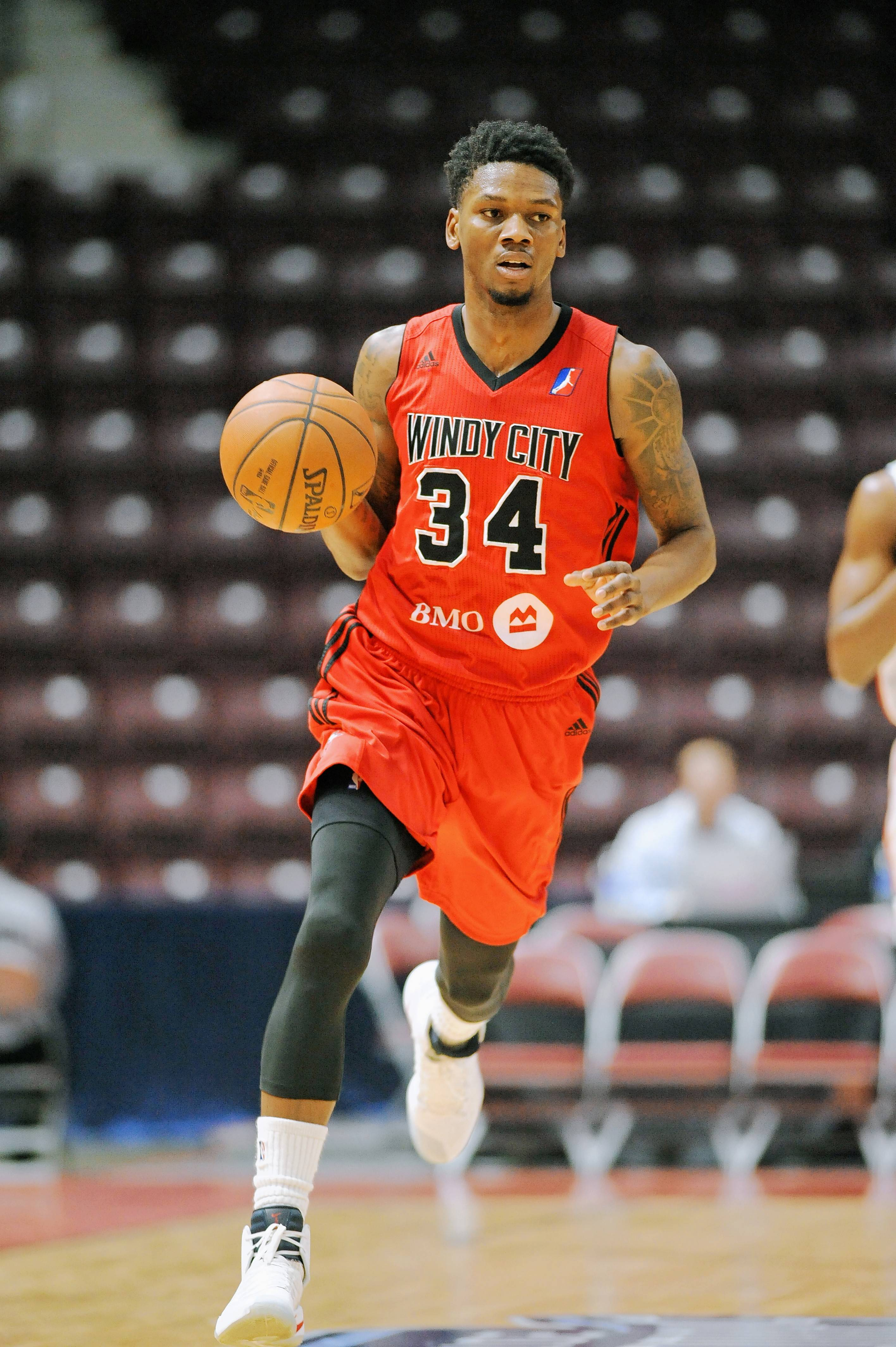 Nearly a 3-on-3 world champ, McKinnie finds his stride with Windy City Bulls