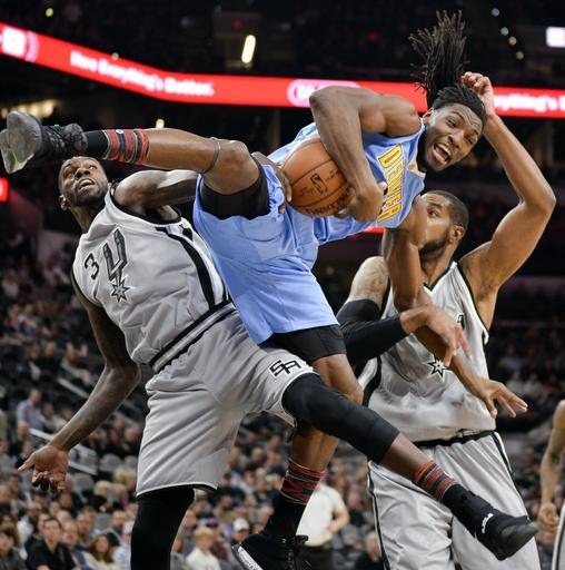 Denver Nuggets At San Antonio Spurs: Popovich Gets NBA-record 1,128th Win As Spurs Beat Nuggets