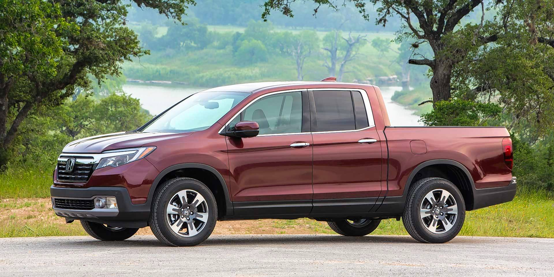 Honda's new Ridgeline truck coming to the Chicago Auto Show is attracting a lot of interest.