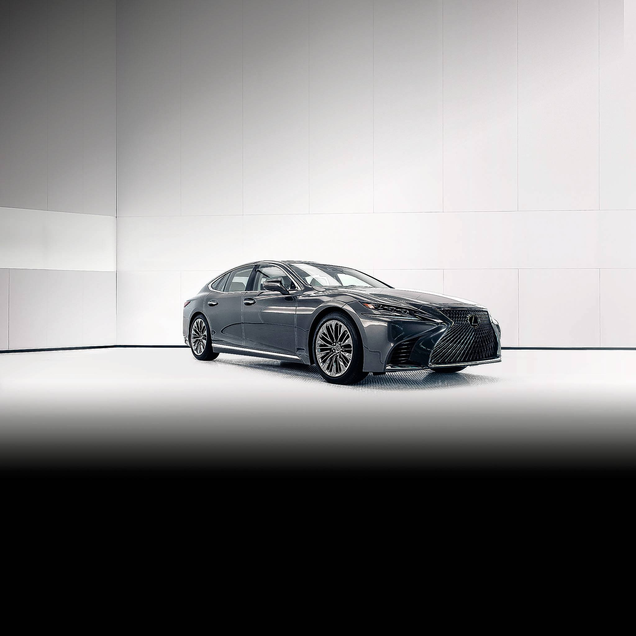 The new Lexus LS will debut at the Chicago Auto Show starting Saturday. It contains new automated safety features.