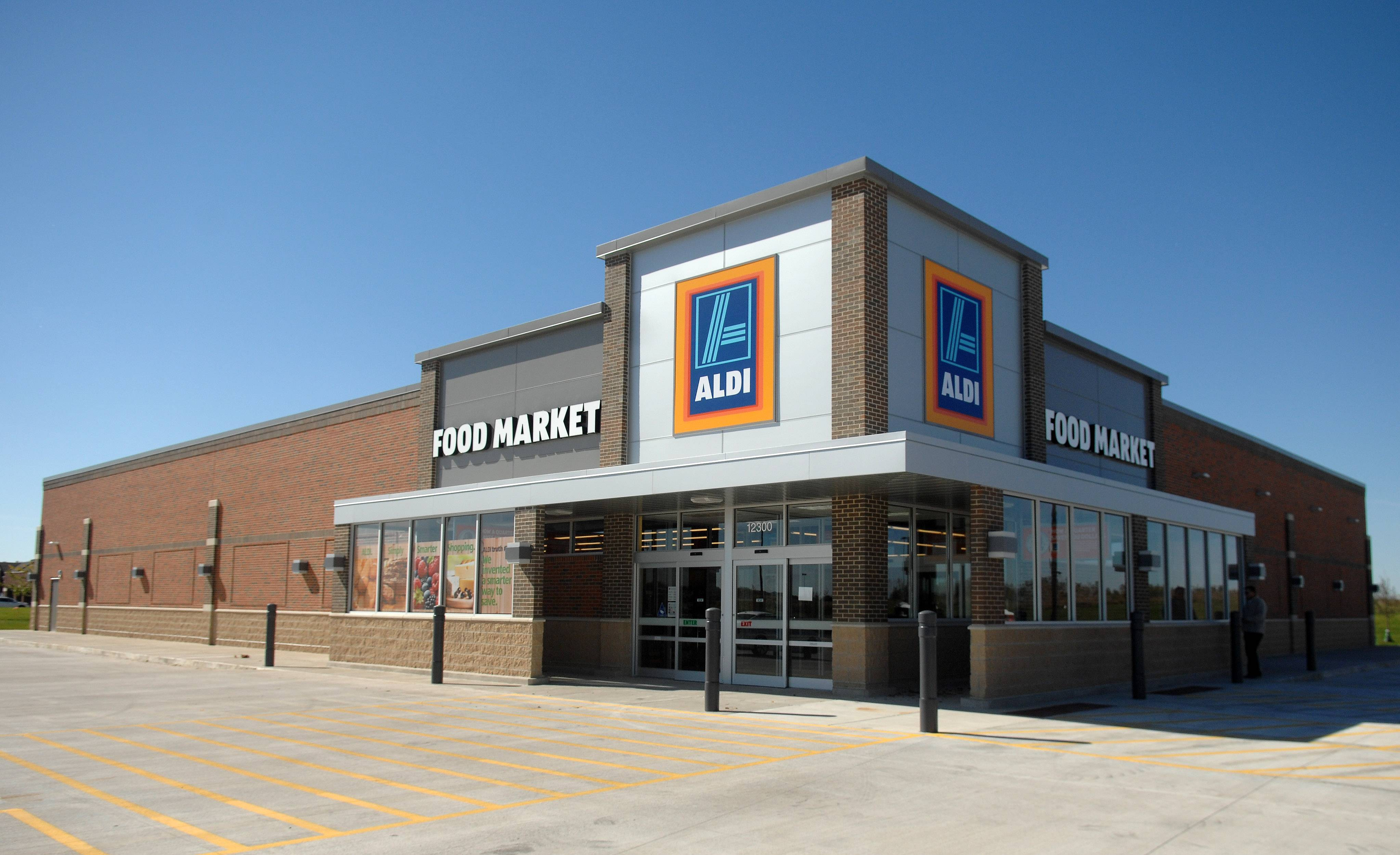 Aldi spends big on upscale look, but will keep downscale prices