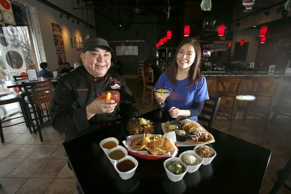 Salsa Streets Standout South Of The Border Menu Surprises Delights