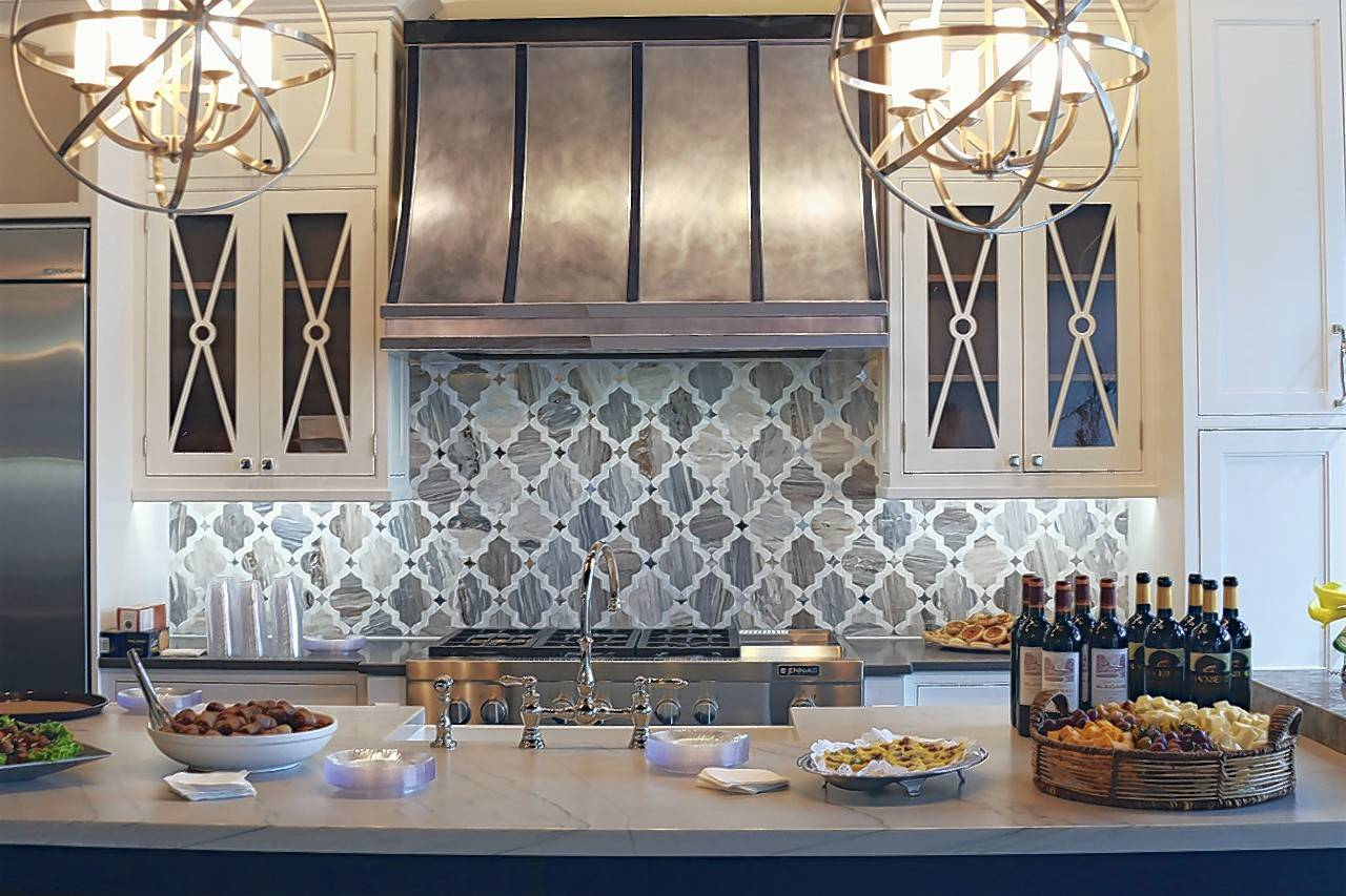 Pamela Coslet of Geneva-based Vineyard Chic Kitchens will be presenting the daily kitchen design workshop at the Old House New House Home Show.