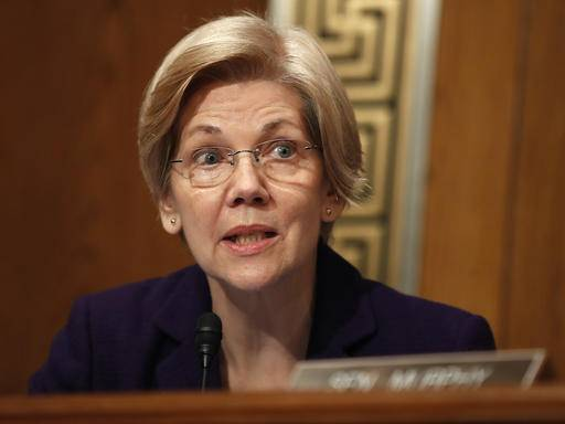 Warren raking in millions in campaign donations