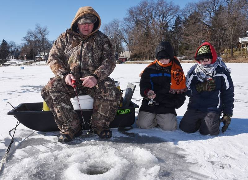 Fishing derby winter festival still a go for Antioch fishing report