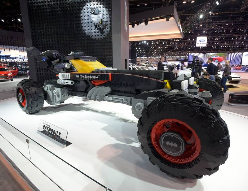 When Is The Chicago Auto Show >> Images 2017 Chicago Auto Show