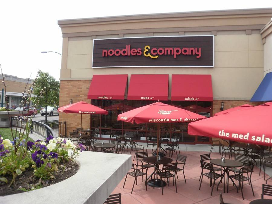 Noodles & Company to close 55 restaurants