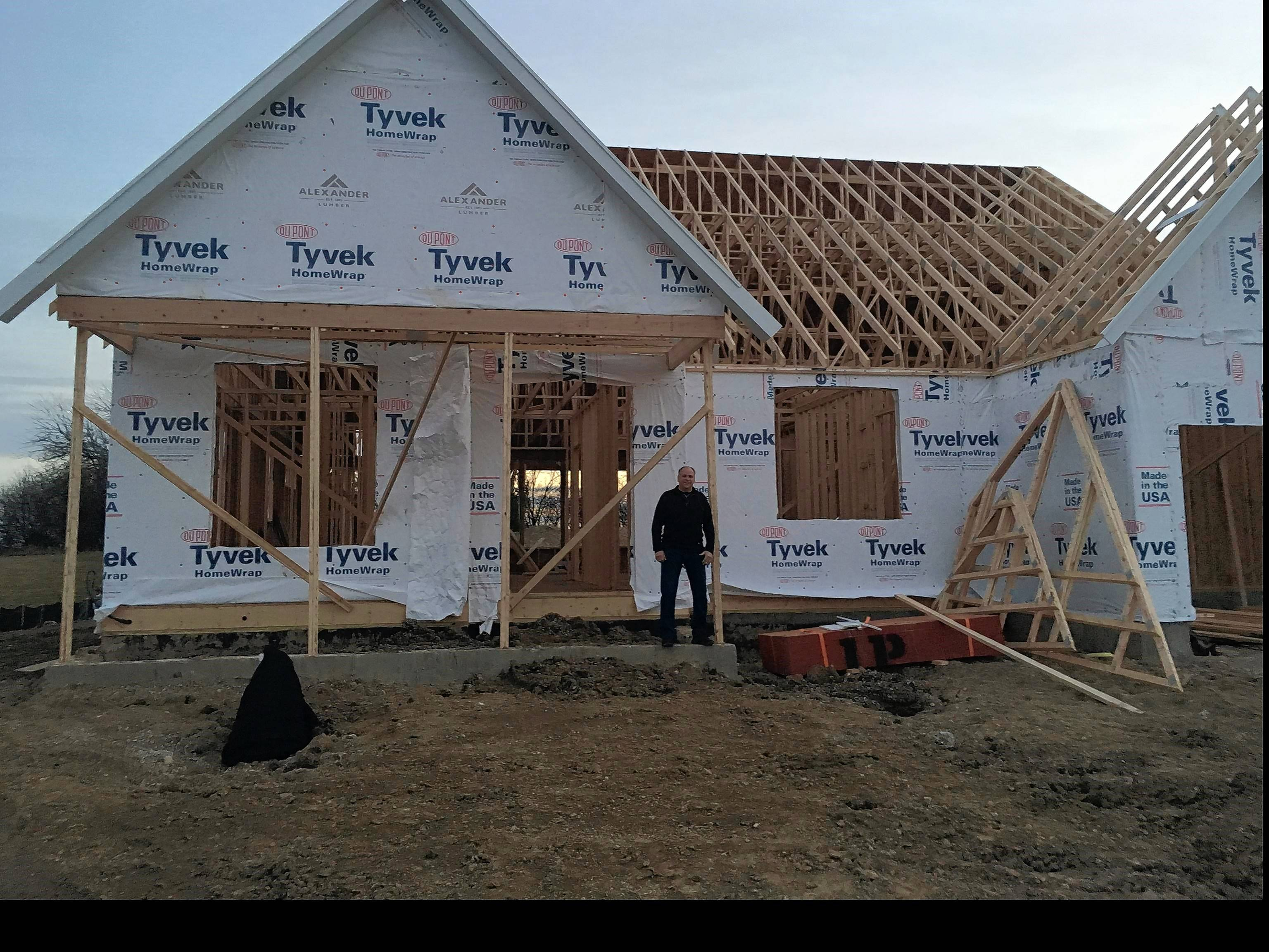 Jay Dulla has been involved in all aspects of the homebuilding industry, from financing to construction and marketing.