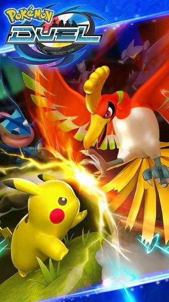 App reviews pokmon duel high risers pokmon duel gives players a chance to fight their way through a tournament by picking and reheart Choice Image