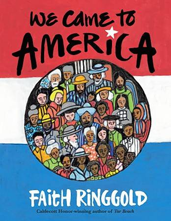 """We Came to America,"" By Faith Ringgold"