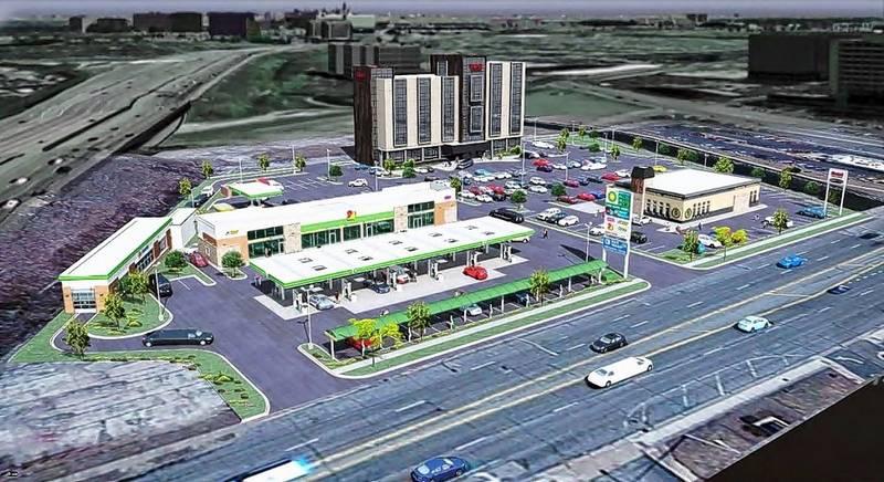 Des plaines developer close deal on 28 million mannheim for Hotel youngstar designhotel mannheim