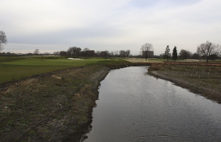 Oak Meadows Golf Course in Addison is expected to have a new name -- The Preserve at Oak Meadows -- when it reopens this summer after undergoing a roughly $16.8 million renovation.