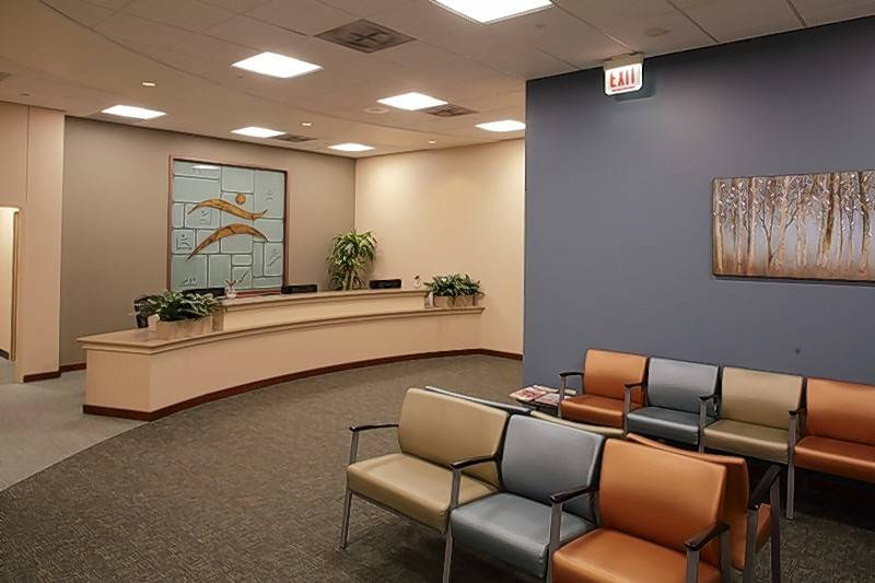 The Missner Group in Des Plaines said it completed renovations for Illinois Bone & Joint Institute's in Morton Grove at 9000 Waukegan Road.