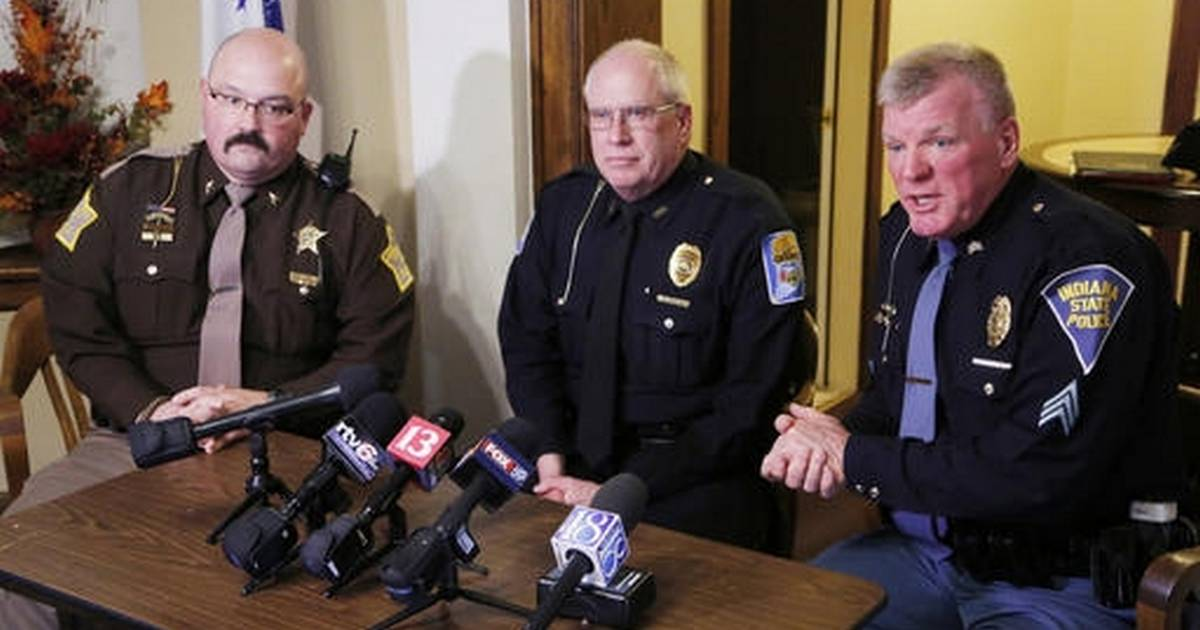 Police: 2 bodies found in Indiana are missing girls