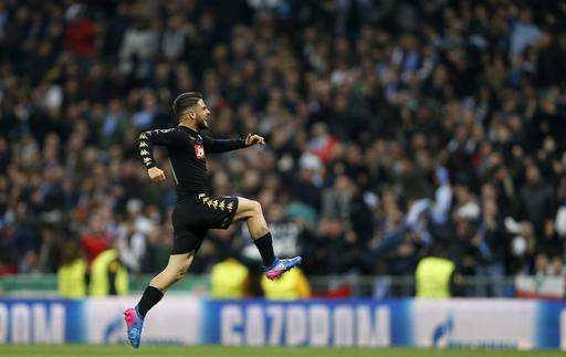 Real Madrid Rallies To Beat Napoli 3 1 In Champions League