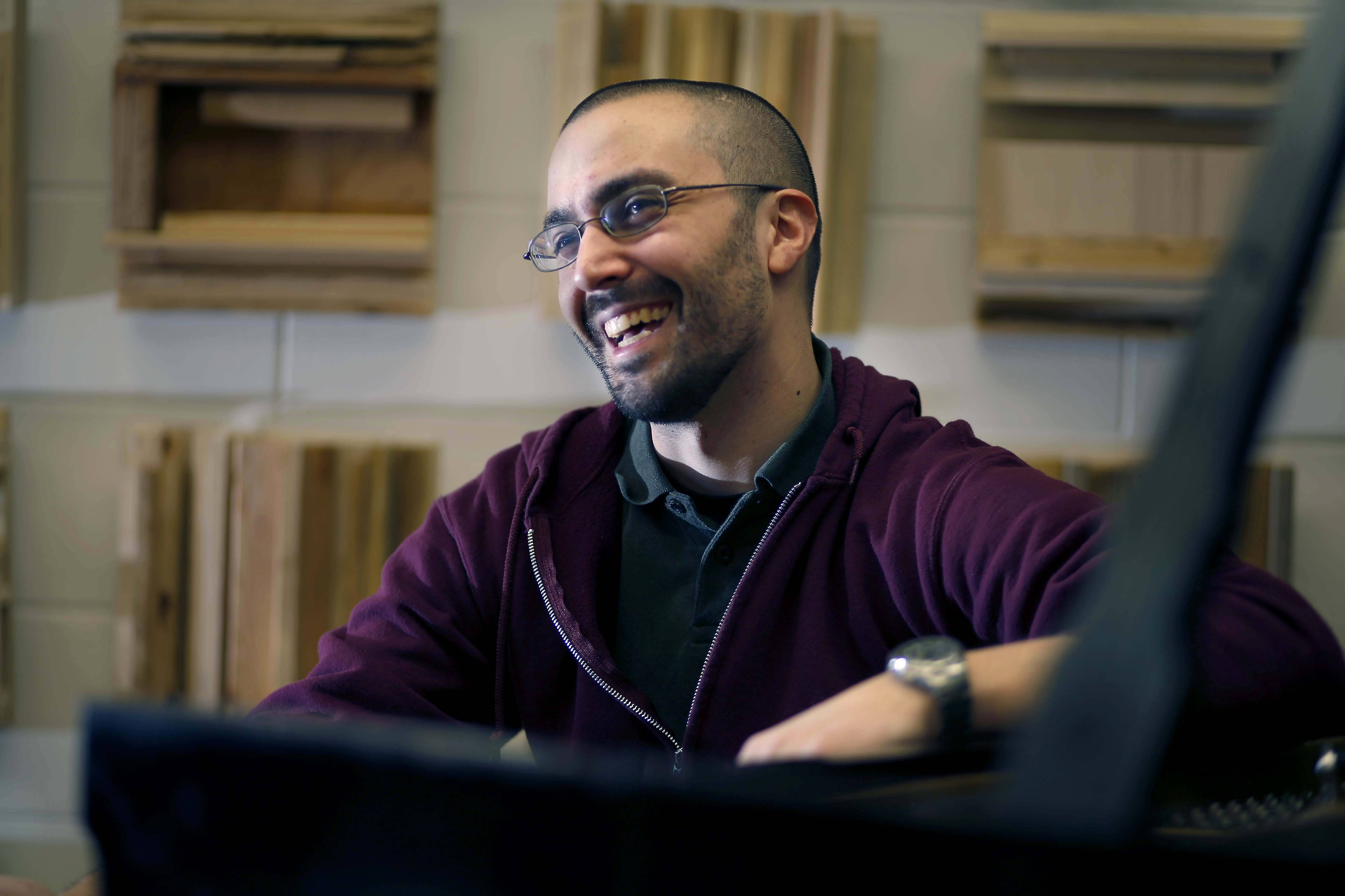 Smiling at the thought of having something in common with Adele and Chance the Rapper, musician and piano-tuner Matt Ponio, who grew up in Island Lake, won a Grammy for his work as an assistant recording engineer on an album of chamber music.