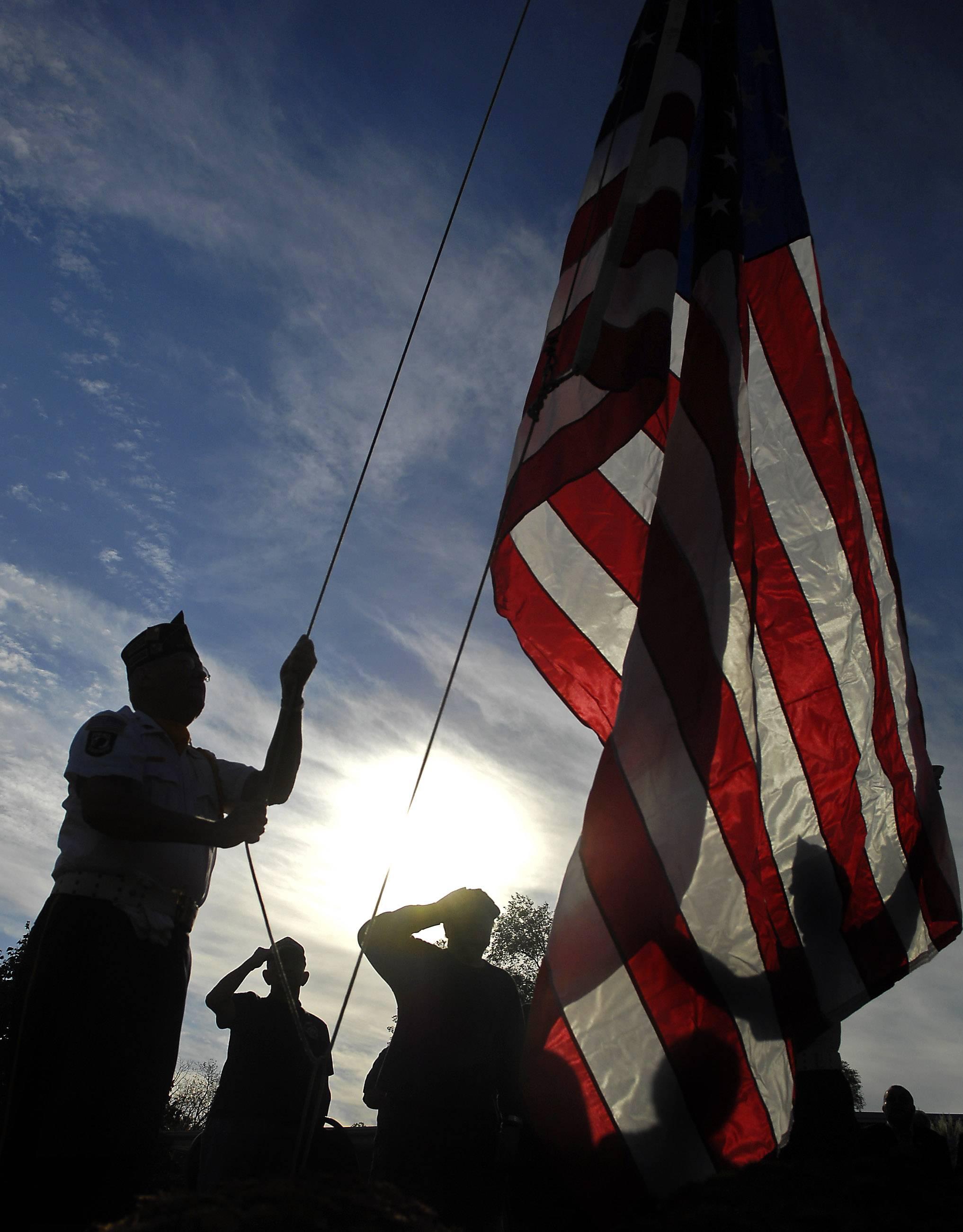 American Veterans Essay