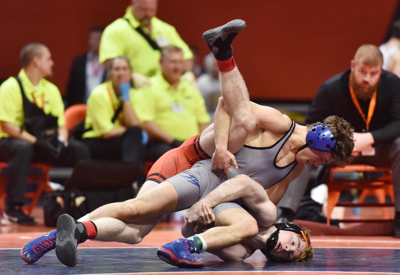 Macias, Johnson win state championships