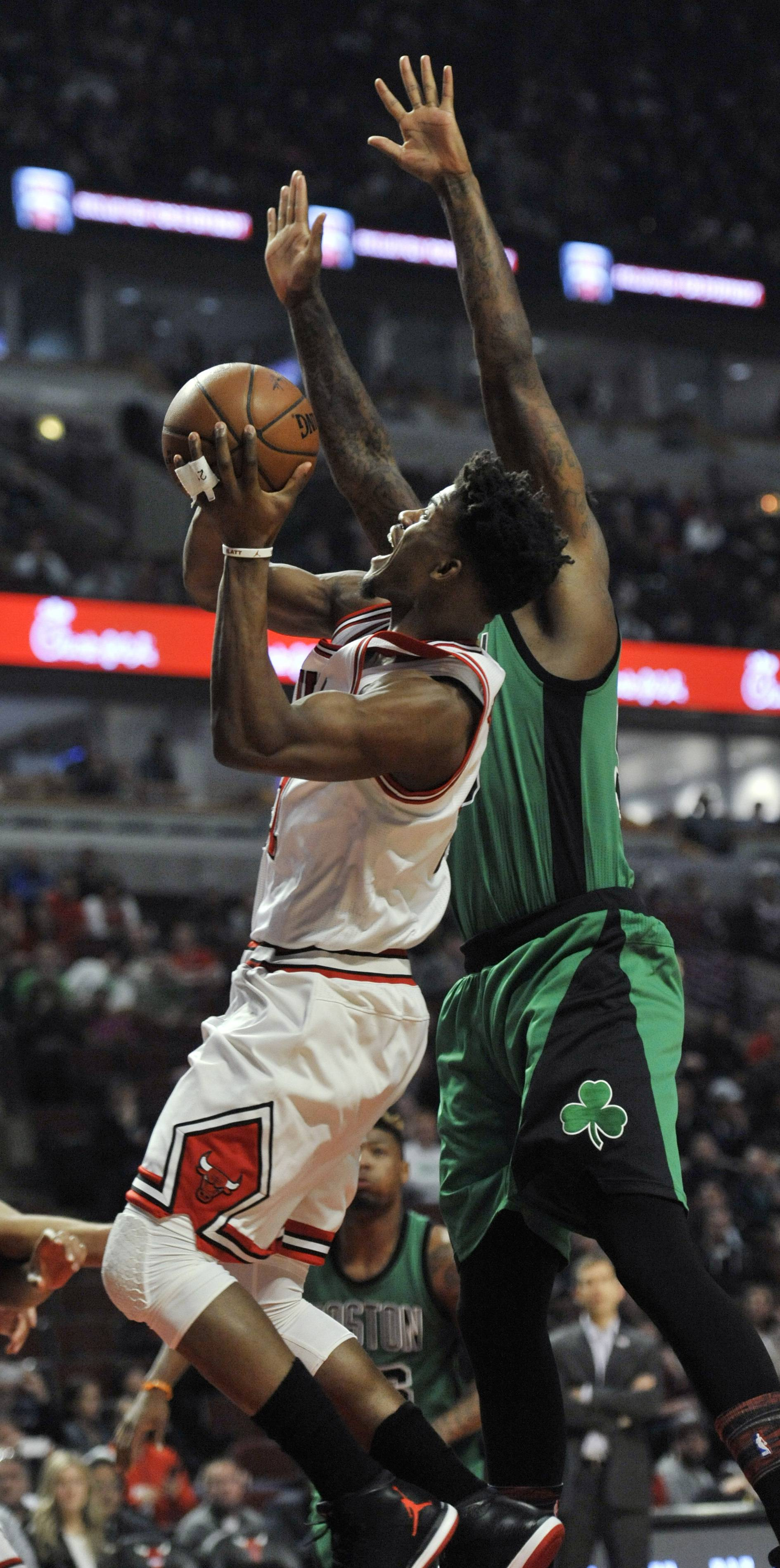 Will the Boston Celtics make a run at trading for Bulls guard Jimmy Butler? The NBA trade deadline is Thursday.