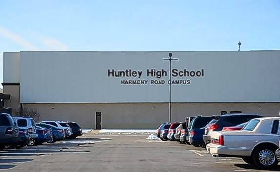 A Huntley High School student who circulated racist pamphlets in school earlier this month will not face criminal charges, authorities said Monday.