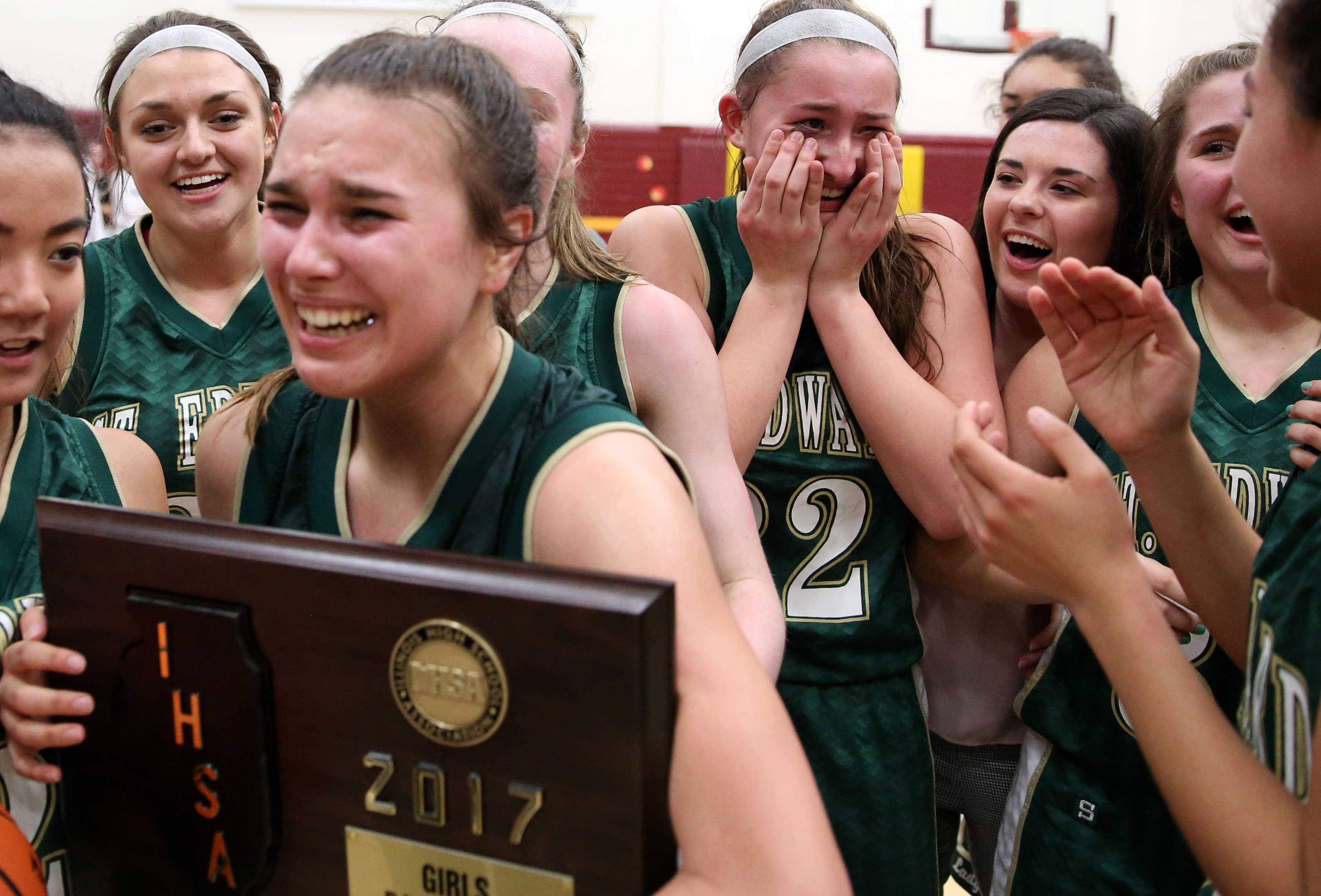 saint edward single christian girls Highlights from oklahoma christian's 80-77 loss to visiting st edward's (texas) in women's basketball action on jan 6, 2018 courtesy of eagle media.