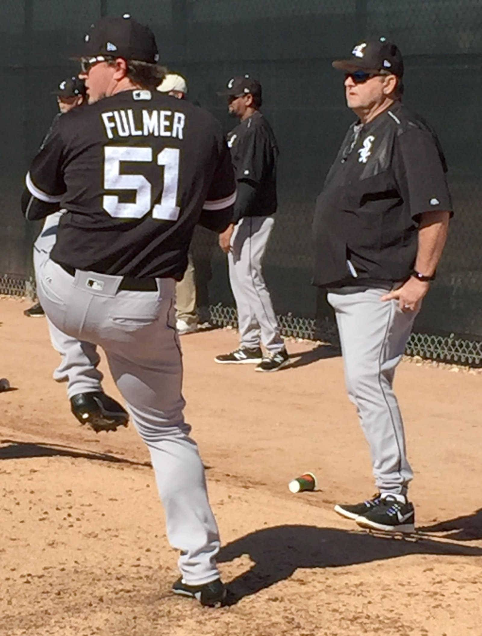 After a rough patch, Fulmer seeking another shot with White Sox